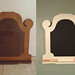 before & after: chalkboard