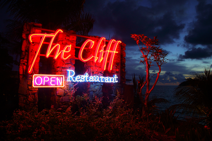 The Cliff Restaurant-Langkawi