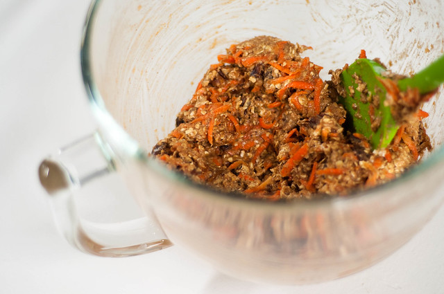 carrot cake cookie-wiches - De La Casa