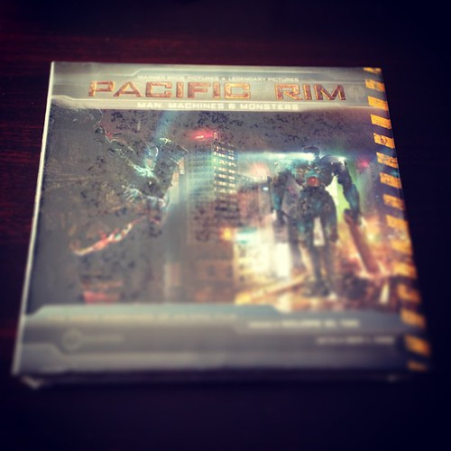 """Pacific Rim: Man, Machines & Monsters"""