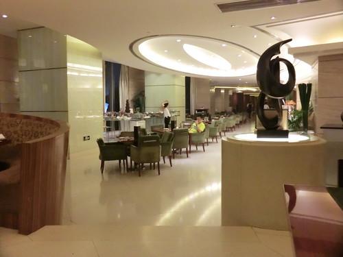 ヒルトンホテル@合肥