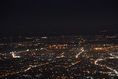 Night view from Tops