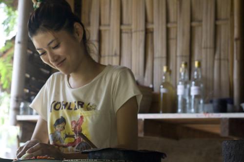 Tacomepai Organic Farm, Pai Thailand 7