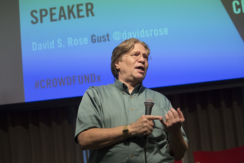 Keynote: David S. Rose, Investment and the Social Web