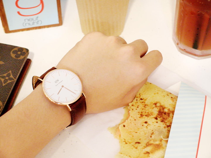 DANIEL WELLINGTON WATCH 3