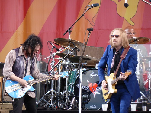 Mike Campbell, Tom Pety & Steve Ferrone