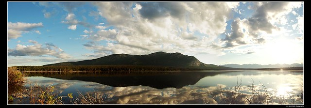 Sulphur Lake, Kluane National Park