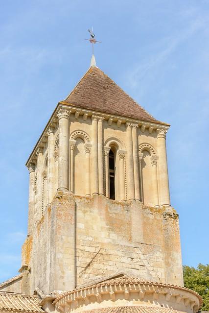 Eglise Saint-Hilaire (Melle - 79)
