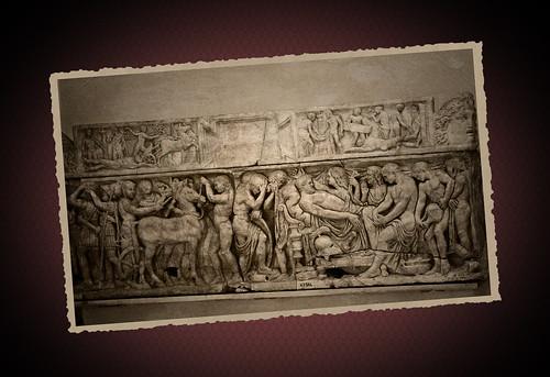 """Achilles' Sarcophagus """"à l'ancienne"""""""