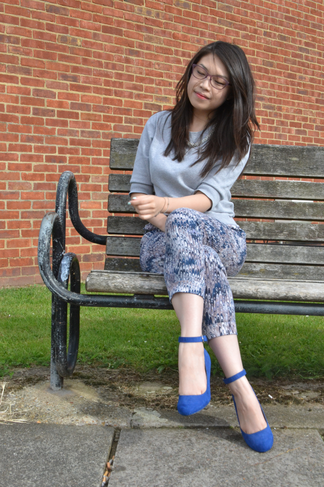 Daisybutter - UK Style and Fashion Blog: fashion blogger, glasses, girl in glasses, osiris for specsavers