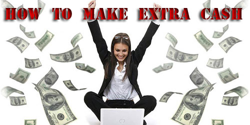 How to make extra cash