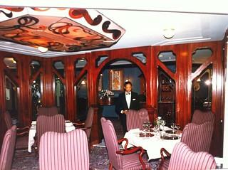 Van Donck Restaurant    1983.