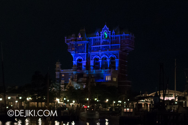 American Waterfront - New York Harbour - Hotel Hightower Darkness