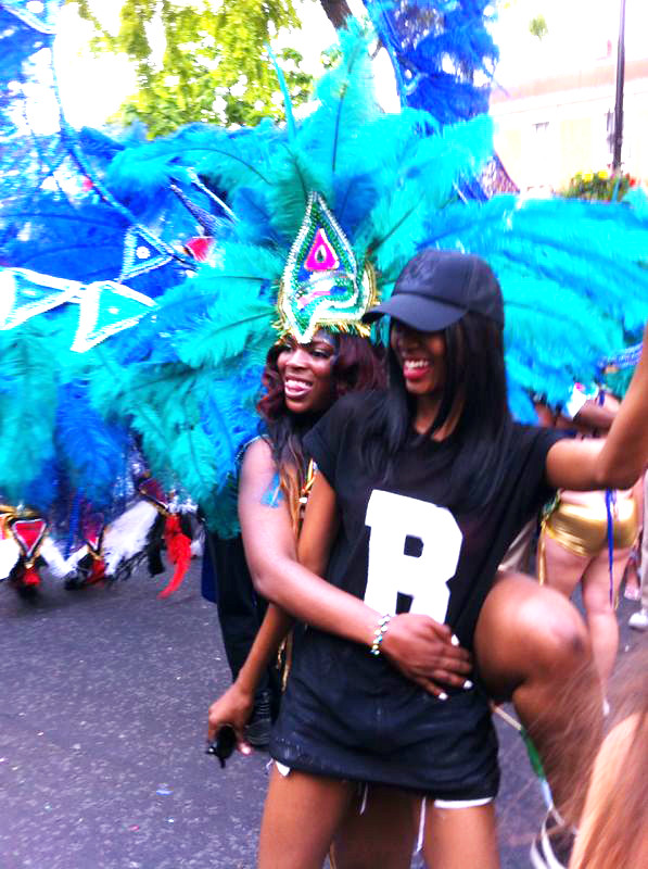 bisousnatasha, nottinghill carnival