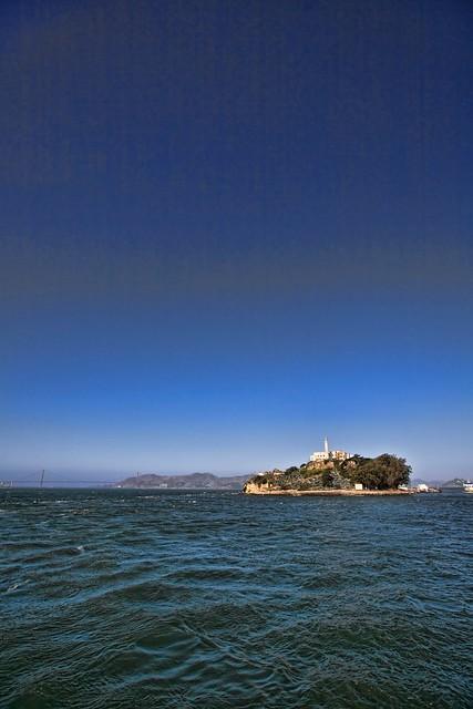 Header of Alcatraz Island