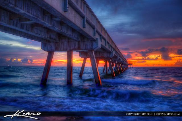 Flickr captain kimo 39 s photostream for Deerfield beach fishing pier