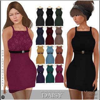 SYSY's-DAISYallcolors