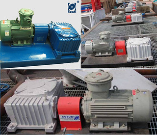 well drilling machines-Mud  Agitator -Kosun solids control equipment