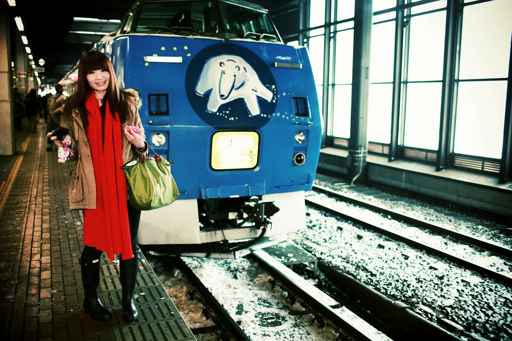 旭山动物园号列车