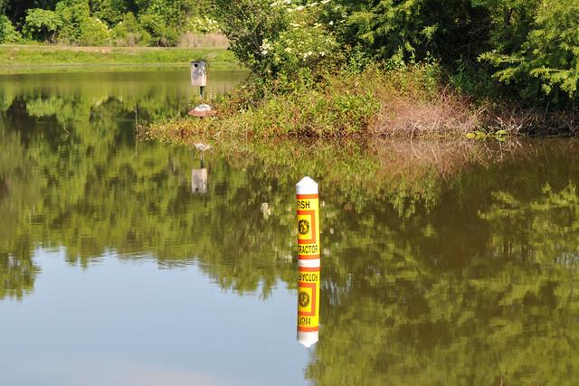 Fish attractor flickr photo sharing for Fishing light attractor