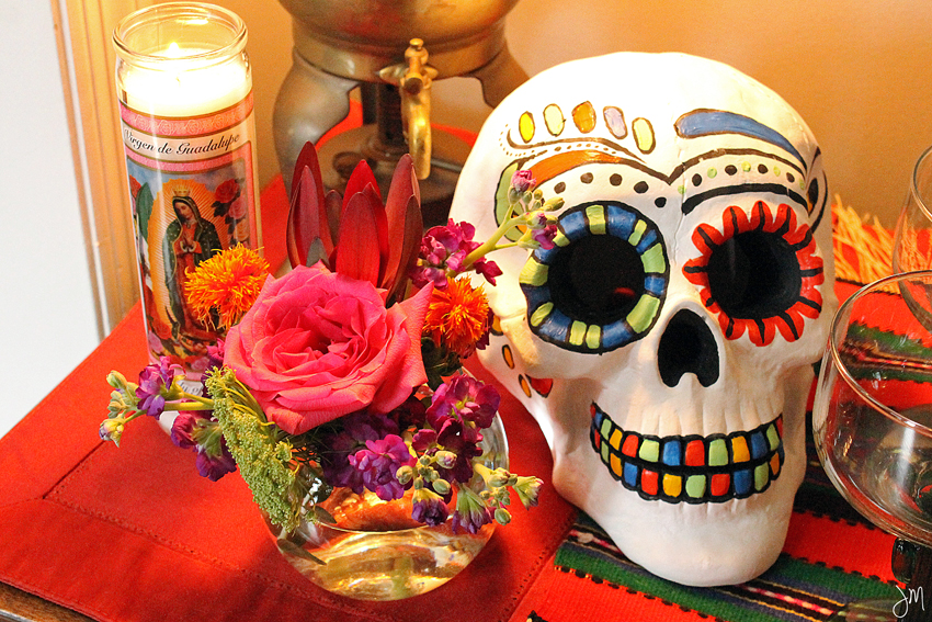 Julip Made Dia de los muertos bridal shower10