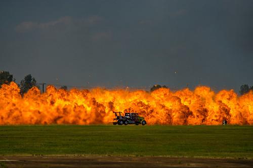 truck fire memphis tennessee awesome jet airshow millington shockwave jettruck millingtonregionaljetportnqa