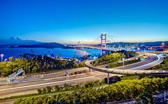 青馬橋 (Tsing Ma Bridge)