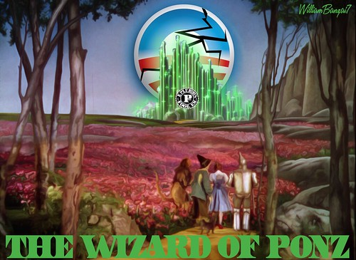 THE LAND OF PONZ by WilliamBanzai7/Colonel Flick