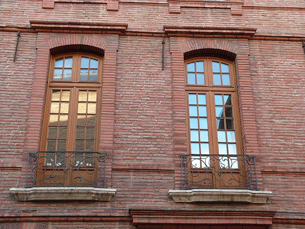 hautes fenêtres