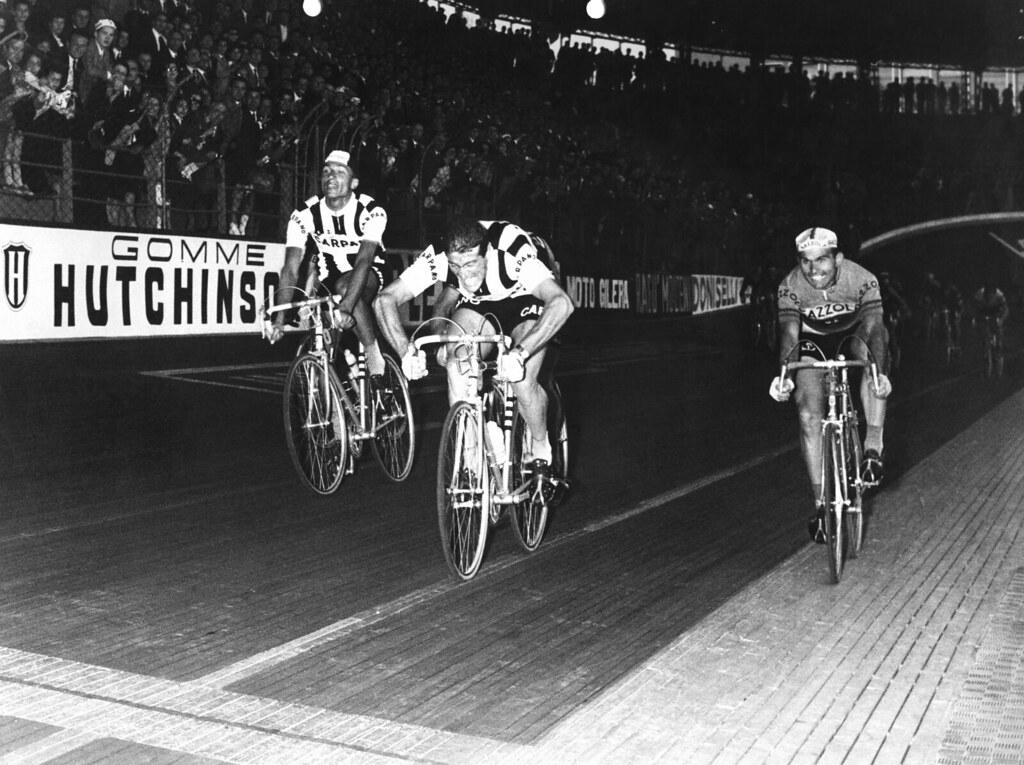 46° Giro D'Italia 1963 - Milano Vigorelli Ultima Tappa