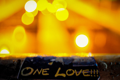 One Love... | by mripp