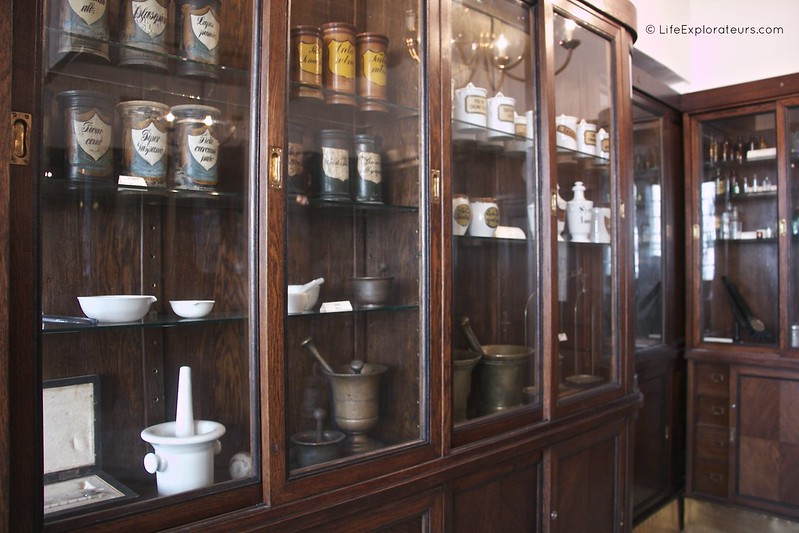 The oldest pharmacy in Europe
