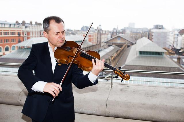 Violist Andriy Viytovych