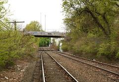 West Along the Montauk Line