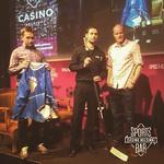 Casino peli-ilta käynnissä! Lauteilla A-J Niemi ja Toni Söderholm, kohta #Leijonat-Tsekki! #casinohelsinki #casinosportsbar #sportsbar #mmkisat #jokerit #hifk @jokerithc @ifk_helsinki #torillatavataan #peliilta #pelipäivä #voitollayöhön #ihanaaleijonatiha