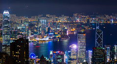HONGKONG-VICTORIA HARBOUR