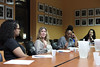 NYWIFT Career Focus Group Meeting with Annetta Marion - October 2016