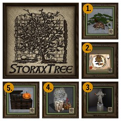 FabFree Designer Friday - 09/30/16 - Storax Tree