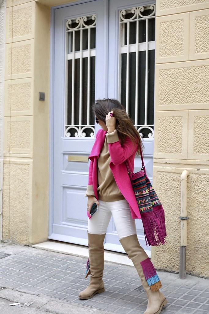 04_pink_casual_outfit_RÜGA_theguestgirl_fashion_blogger_barcelona