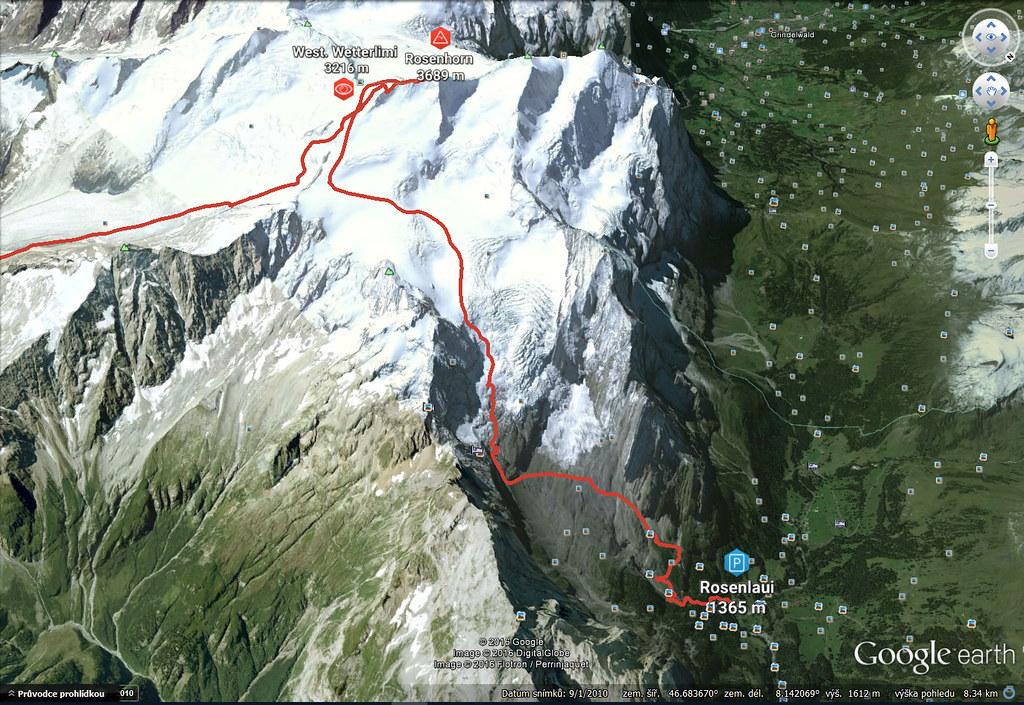 Rosenhorn (day 5, h.r. Swiss Glacier) Berner Alpen / Alpes bernoises Switzerland photo 02