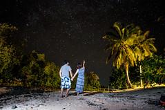 The island's stars