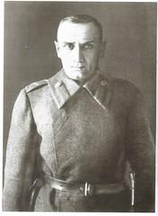 The last photo of Alexander Kolchak, taken before his execution
