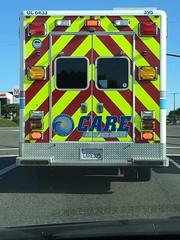 Care Mercedes Ambulance in Newport Beach