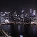 Singapore City night by Meshomhm