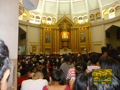 inside Antipolo Church