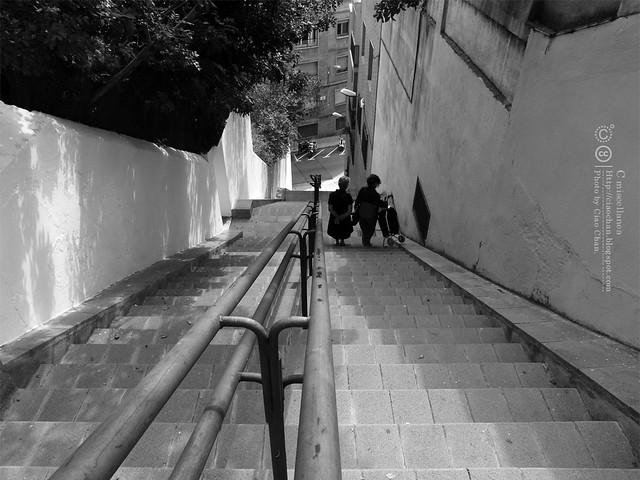 Hola Barcelona~巴塞隆納。往「桂爾公園 Parc Güell」郊遊去 (上) R1042994