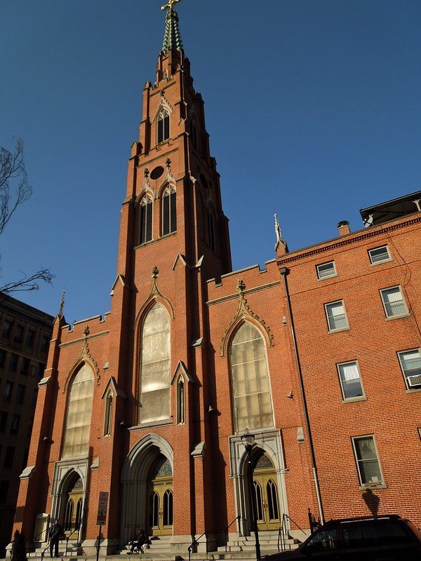 St. Alphonsus Church - 114 West Saratoga Street, Baltimore