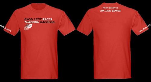 NB 10K Run Series Technical Shirt