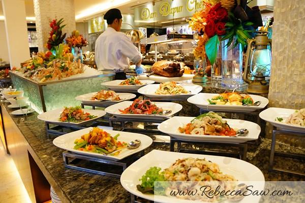 Melting Pot, Ramadhan Buffet - Concorde Hotel, KL-051