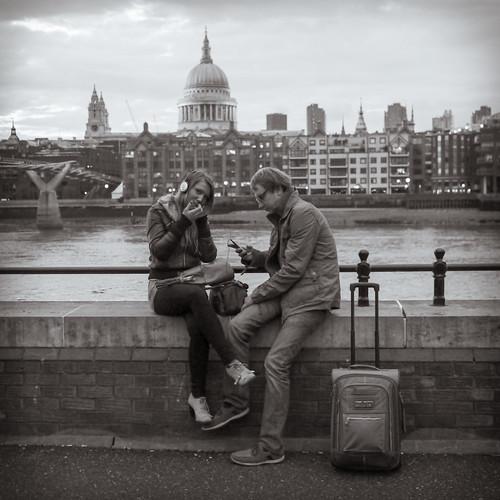 Music of the Thames by KaraNagai